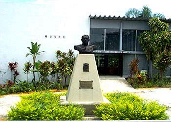 A residência de Lima e Silva transformou-se em museu.