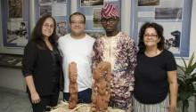 Instituto Histórico Recebe Exposição Africana