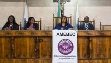 Câmara recebe solenidade de posse da Amebec