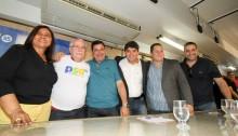 Vereadores apoiam filiação de Alexandre Cardoso no PSD