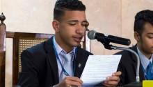 Vereadores mirins apresentam indicações ao prefeito