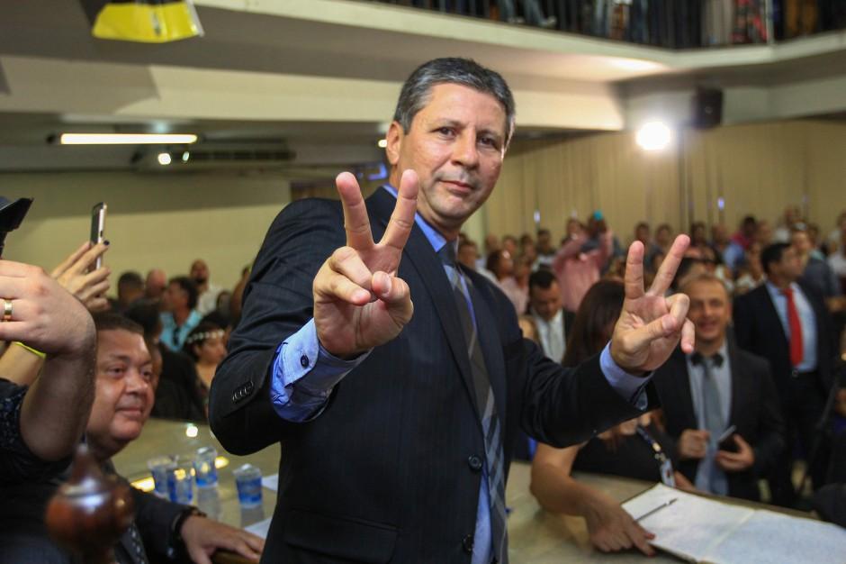Sandro Lelis é eleito Presidente da Câmara Municipal de Duque de Caxias