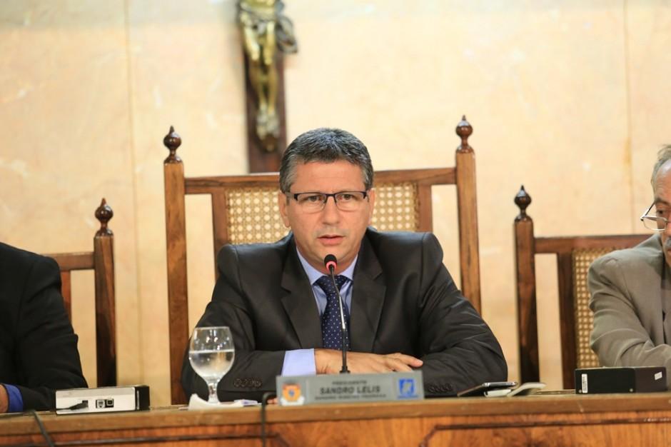Câmara Municipal inicia os trabalhos da 18ª Legislatura