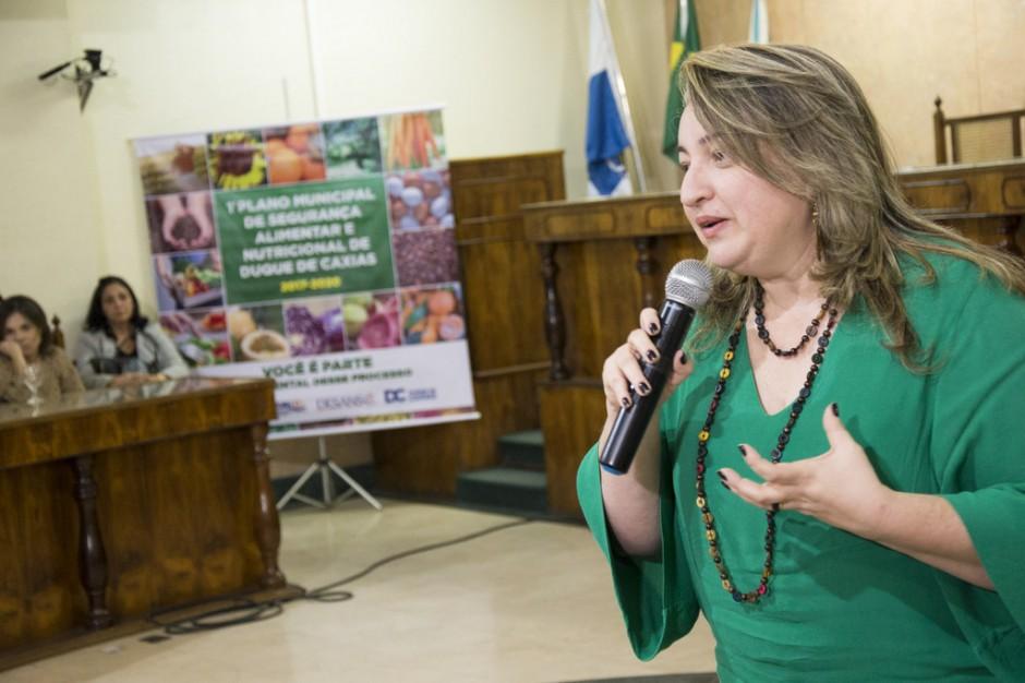Caxias lança Plano Municipal de Segurança Alimentar e Nutricional