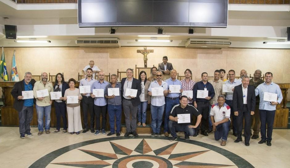 Conselho Municipal da Cidade toma posse na Câmara de Caxias