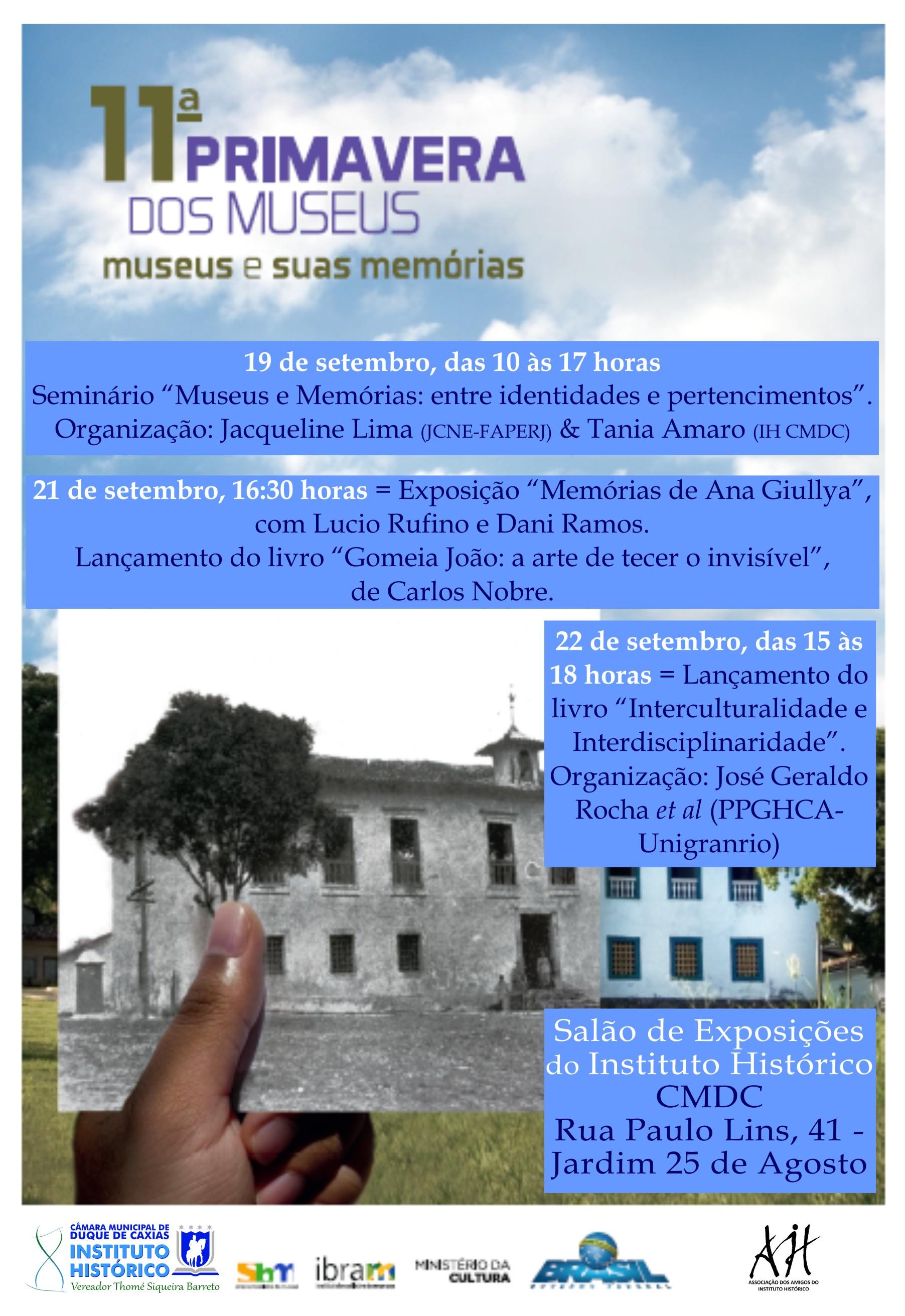 Cartaz Primavera Museus 2017