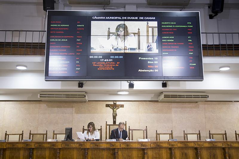 Câmara reforça necessidade de fiscalização em obras na Cidade