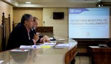 Câmara recebe Secretaria de Fazenda para prestação de contas