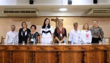 Semana da Enfermagem inicia com palestra na Câmara Municipal