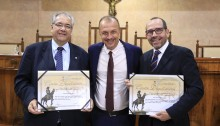 Vereador Júnior Uios faz homenagem a magistrados