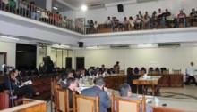 Presidente Eduardo Moreira abre 1ª sessão plenária