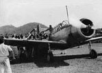 A FNM produziu também aviões de guerra.