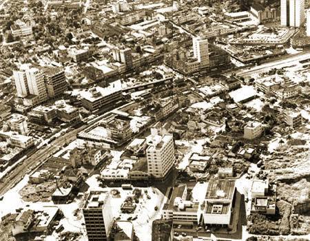 A compra do terreno no bairro Jardim 25 de Agosto foi o primeiro passo para a construção da sede definitiva da Câmara Municipal