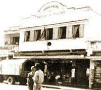 Sede da Câmara na Av. Nilo Peçanha