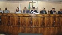 Noite de homenagens na Câmara Municipal de Duque de Caxias