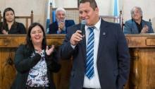 Juliana do Táxi e Thiago Barreto homenageiam personalidades