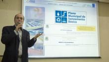 Secretaria de Urbanismo de Caxias apresenta Plano de Saneamento Básico
