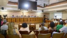 Câmara de Caxias discute impactos ambientais no Rio Sarapuí