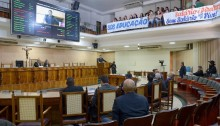 Câmara aprova progressão funcional para Educação