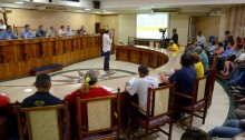 Plano Municipal de Saneamento é apresentado na Câmara