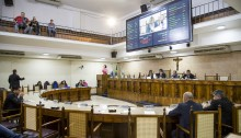 Câmara aprova LDO e RAS para Guarda Civil Municipal
