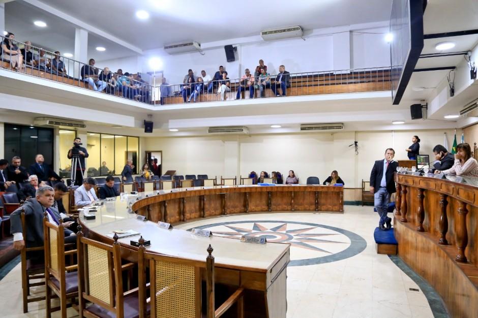 Transporte público pode ser o tema da próxima CPI na Câmara de Vereadores de Caxias