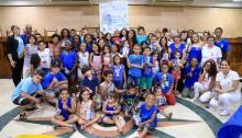 Dia Internacional do Diabetes é lembrado com festa de encerramento para crianças portadoras da doença