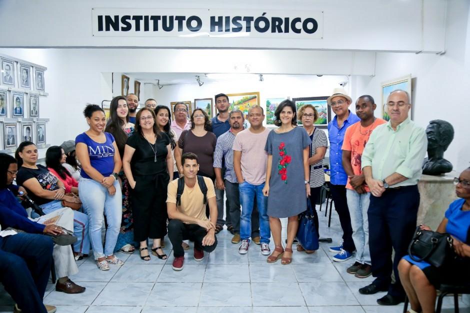 Instituto Histórico lança Revista Pilares com exposição e música