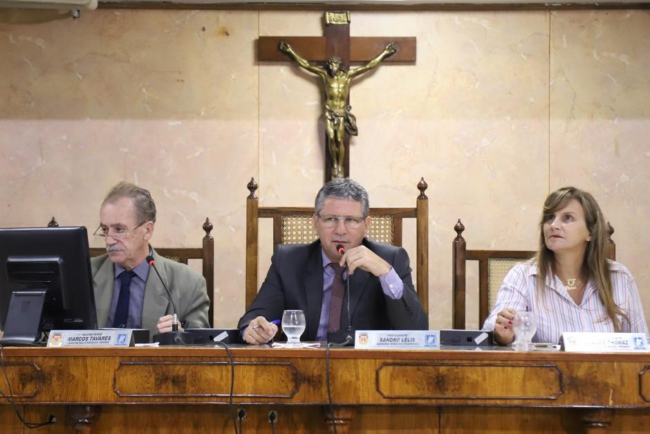 Câmara realiza 1ª sessão plenária do ano