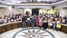"""Entrega de Diplomas exalta """"Mulheres Guerreiras"""" em Duque de Caxias"""