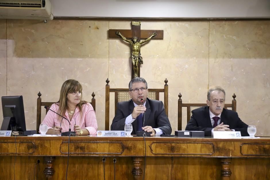 Vereadores discutem demandas do município