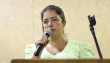 Vereadora Juliana do Táxi solicita mais segurança no trânsito