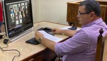 Vereadores abordam a Covid 19 e seus reflexos no município