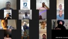 Vereadores abordam sobre a pandemia e ações desenvolvidas no município