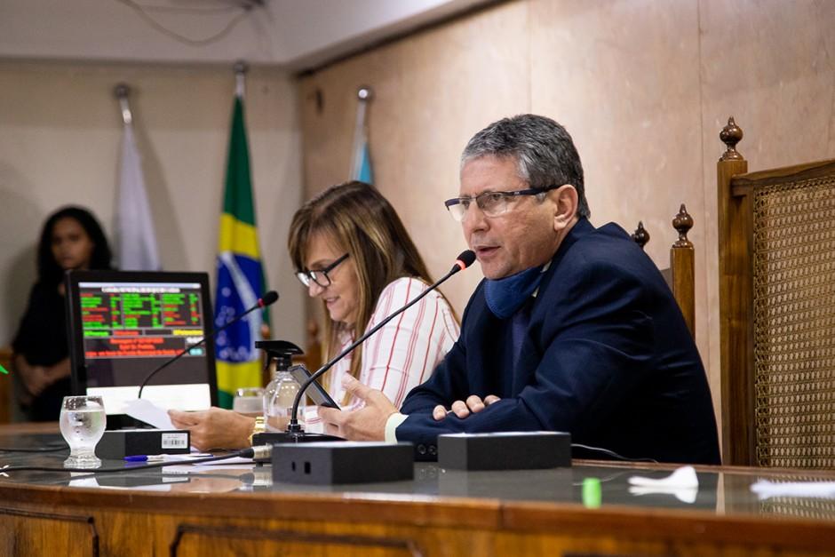 Sessões plenárias retornam após Recesso Parlamentar