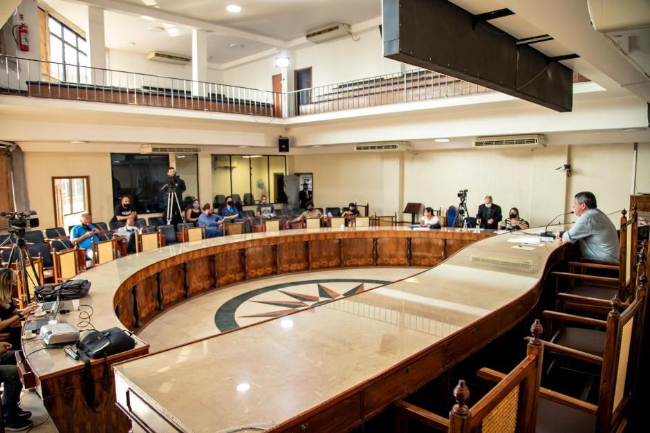 Secretaria de Fazenda realiza Audiência Pública para prestação de contas