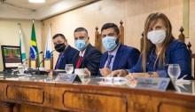Aumento da COVID-19 faz Câmara voltar com Sessões on-line