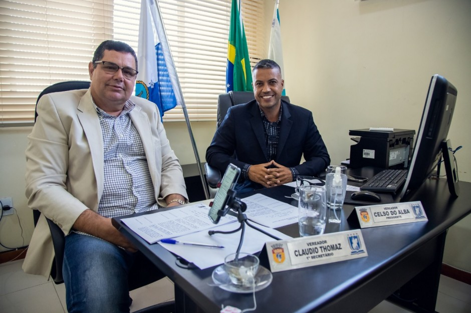 Câmara discute demandas que beneficiem o município