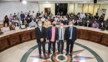 Câmara celebra o 1º aniversário da Maternidade Municipal de Santa Cruz da Serra