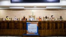 Câmara abre suas portas para homenagear o voluntariado que auxilia a Defesa Civil de Duque de Caxias