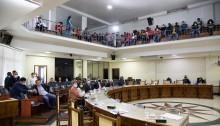 Vereadores aprovam projetos relevantes para o município