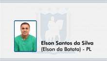 Suplente Elson da Batata assumirá vaga na Câmara de Duque de Caxias